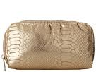 LeSportsac Rectangular Cosmetic (Gold Foil Snake)