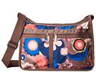 LeSportsac Deluxe Everyday Bag (Flourish)