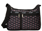 LeSportsac Deluxe Everyday Bag (Scotty Dot)