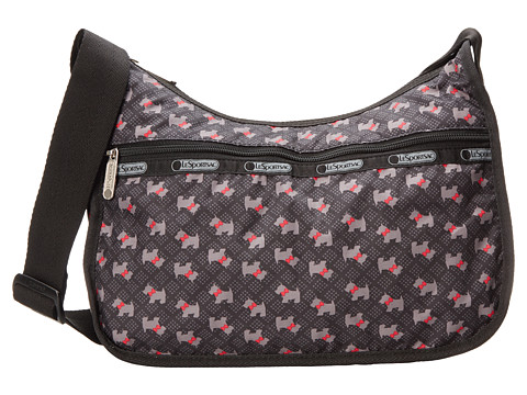 LeSportsac - Classic Hobo Bag (Scotty Dot) Cross Body Handbags