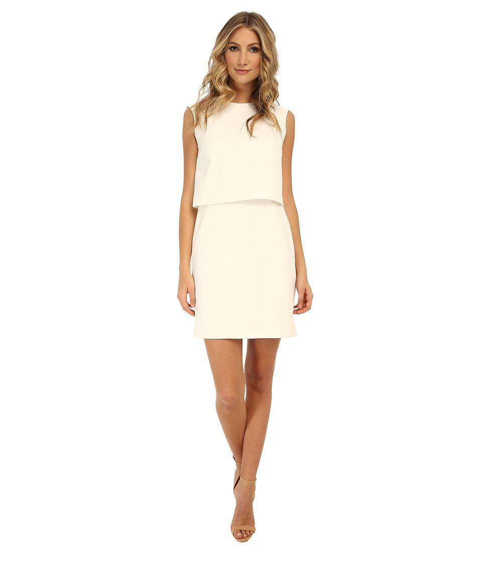 Shoshanna - Lola Dress (Ivory) Women