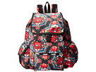 LeSportsac Voyager Backpack (Romanian Rose)