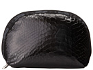 LeSportsac Medium Dome Cosmetic (Leatherette Snake)