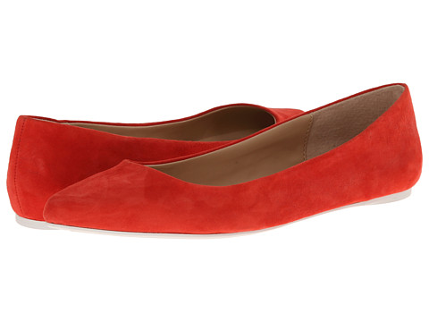 Joe's Jeans - Kitty III (Crimson Red) Women's Flat Shoes