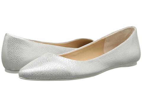 Joe's Jeans - Kitty III (Silver Metallic) Women's Flat Shoes