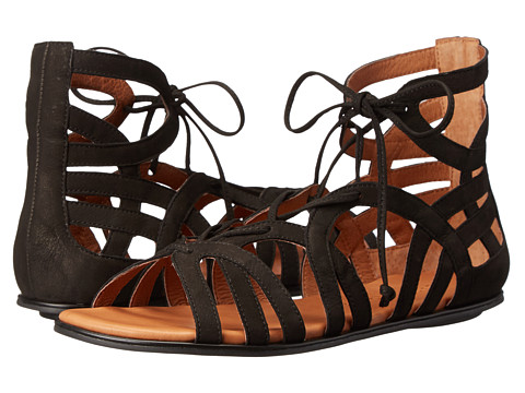 Gentle Souls - Break My Heart 3 (Black) Women's Sandals