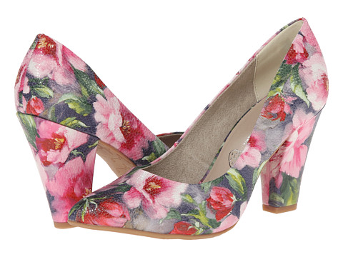 BC Footwear - Penthouse (Fuchsia Floral) High Heels