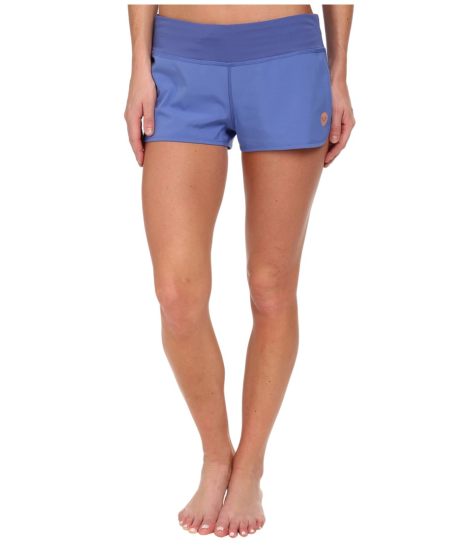 Roxy - Cruisin 2 Boardshort (Chambray 2) Women's Swimwear