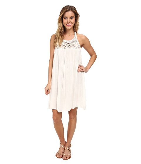 Roxy - Sand Dollar Dress Cover-Up (Sea Spray) Women