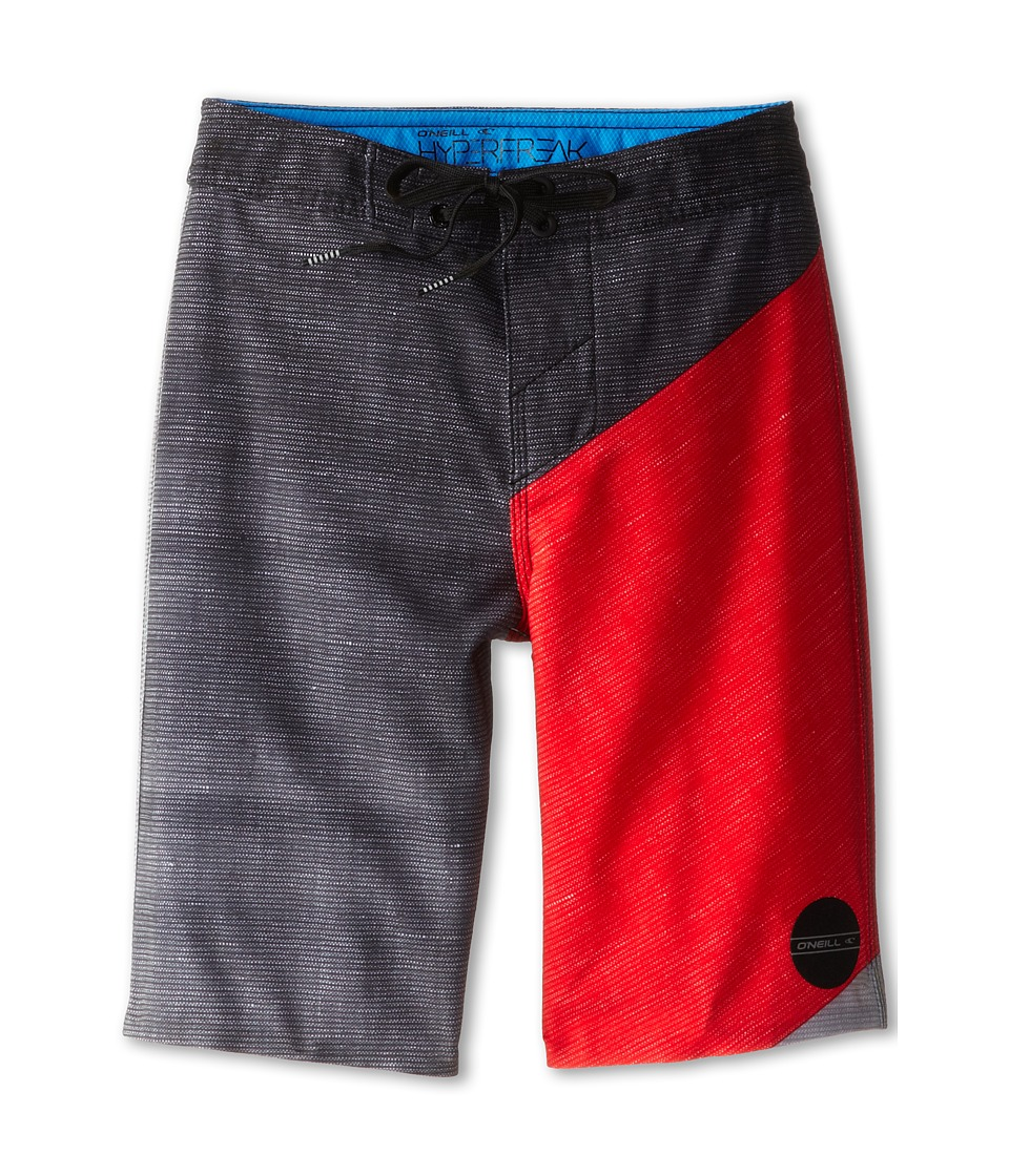 O'Neill Kids - Hyperfreak (Big Kids) (Red) Boy's Swimwear