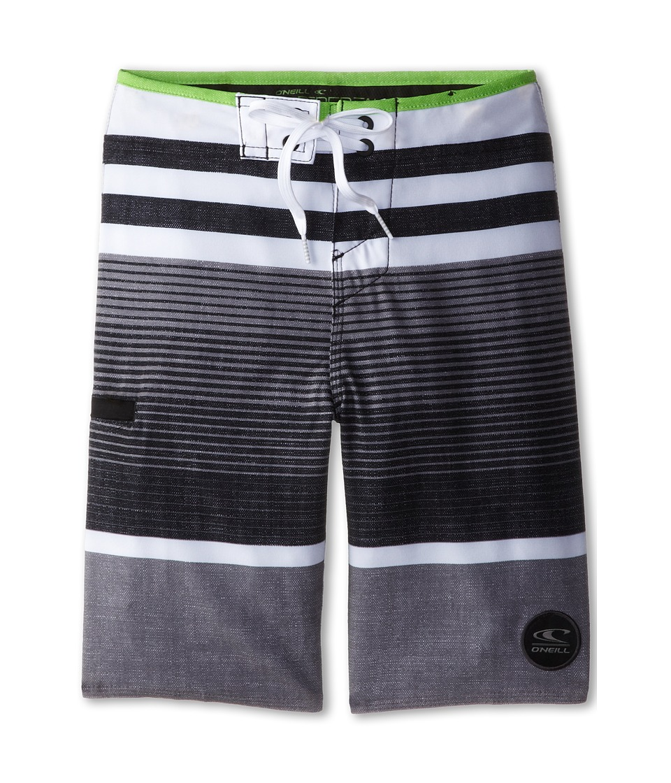 O'Neill Kids - Heist (Big Kids) (Black) Boy's Swimwear