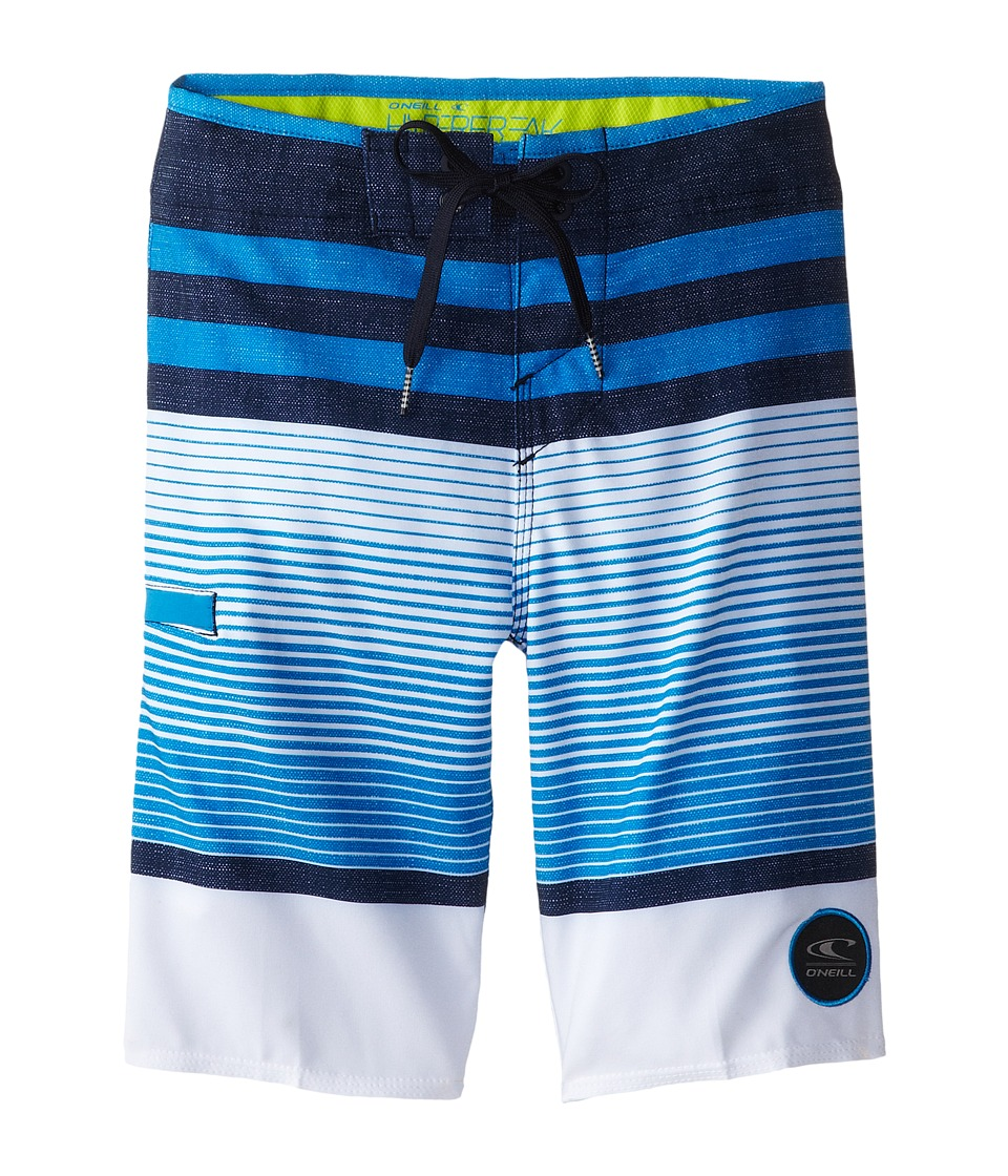 O'Neill Kids - Heist (Big Kids) (Blue) Boy's Swimwear