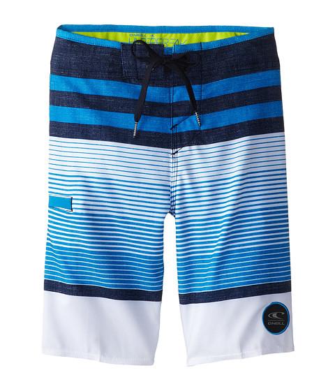 O'Neill Kids - Heist (Big Kids) (Blue) Boy's Swimwear