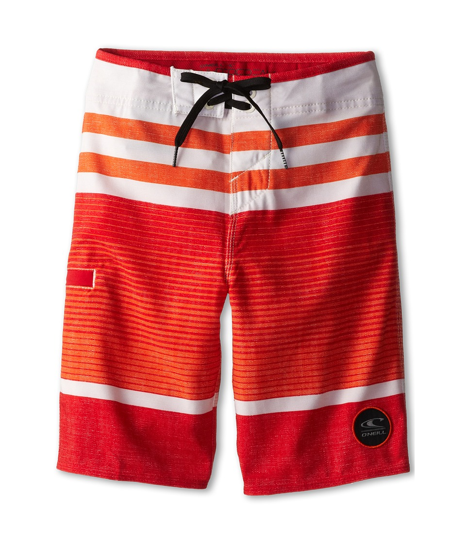 O'Neill Kids - Heist (Big Kids) (Red) Boy's Swimwear