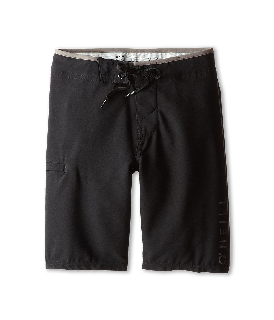 O'Neill Kids - Santa Cruz Stretch (Big Kids) (Black) Boy's Swimwear