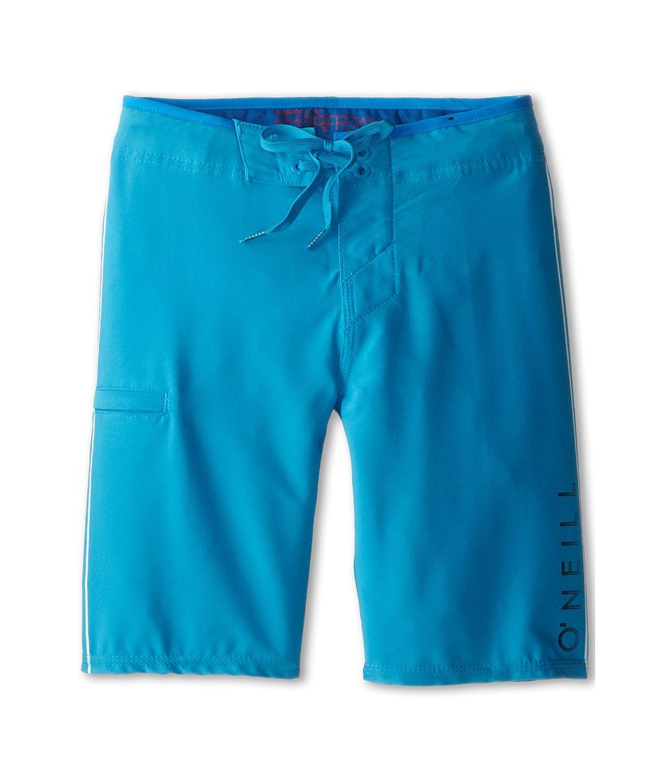 O'Neill Kids - Santa Cruz Stretch (Big Kids) (Blue) Boy's Swimwear