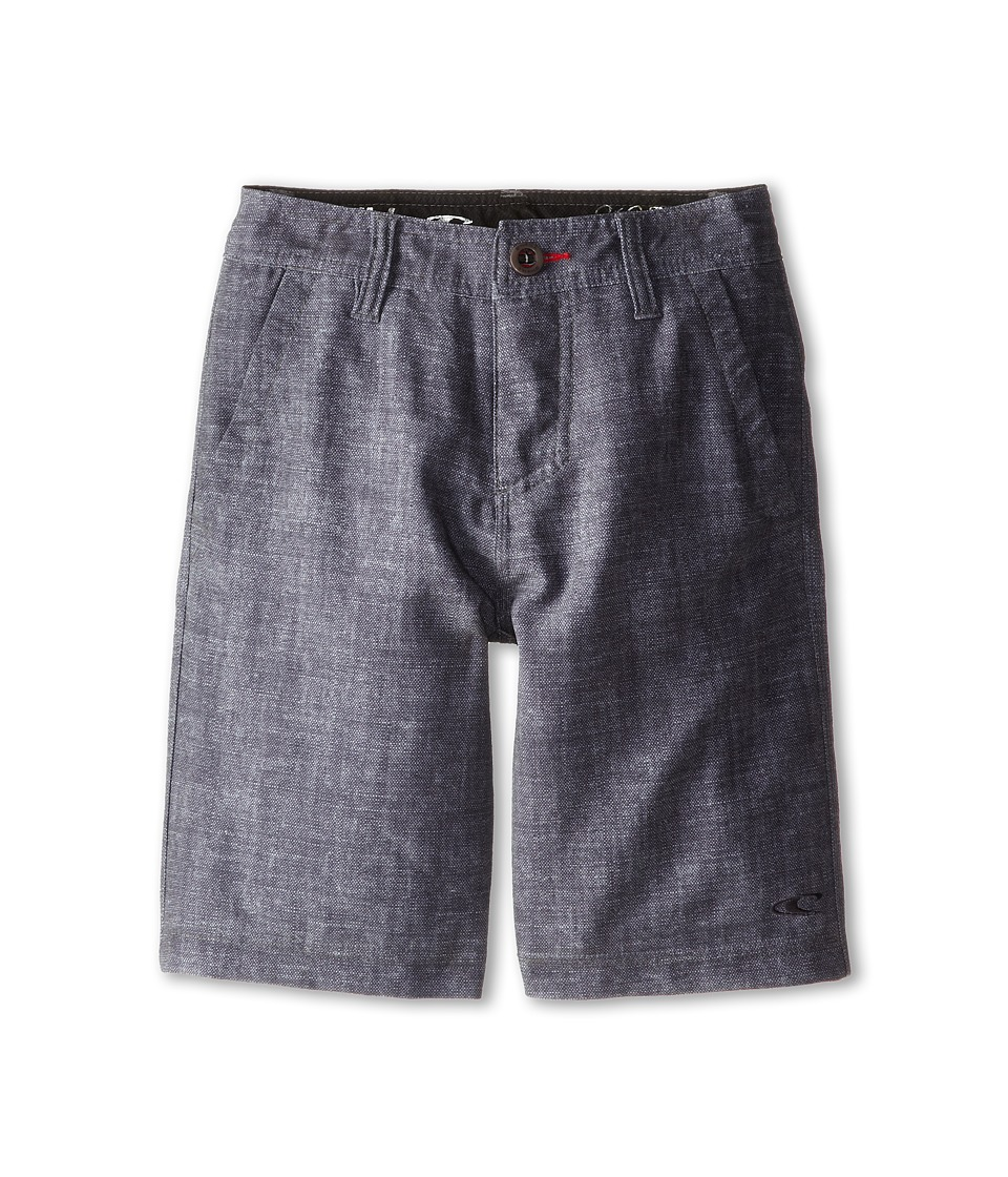 O'Neill Kids - Loaded (Big Kids) (Charcoal) Boy's Shorts