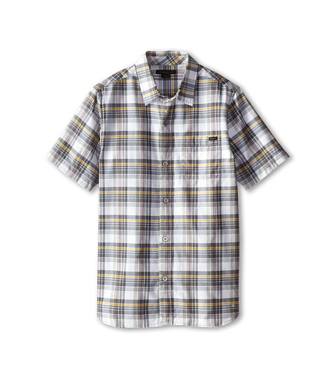 O'Neill Kids - Diego (Big Kids) (Charcoal) Boy's Clothing