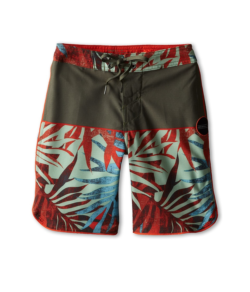 O'Neill Kids - 29 Palms (Big Kids) (Military) Boy's Swimwear