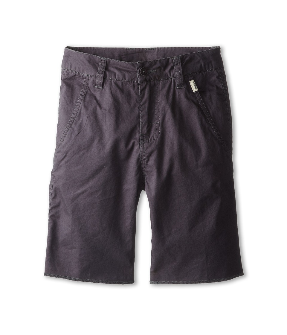 O'Neill Kids - Tyler (Big Kids) (Asphalt) Boy's Swimwear