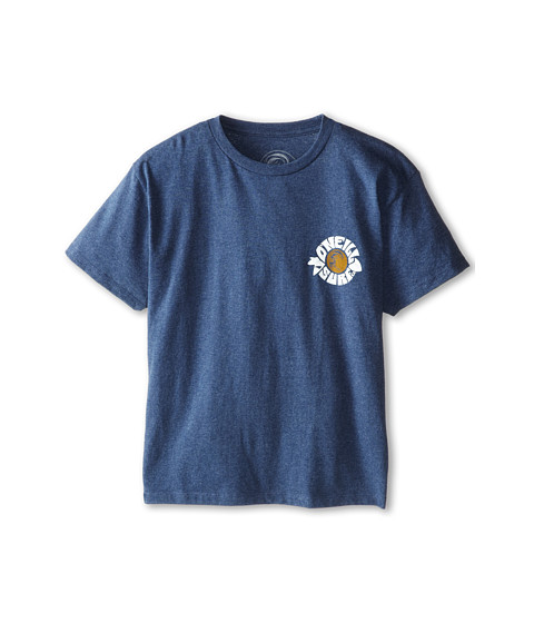 O'Neill Kids - Breakup (Big Kids) (Blue) Boy's T Shirt