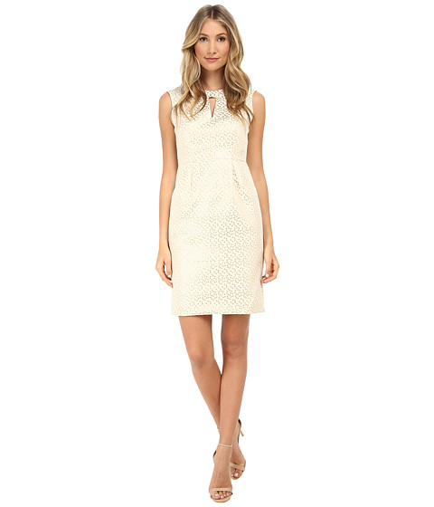 Shoshanna - Laurie Dress (Gold) Women