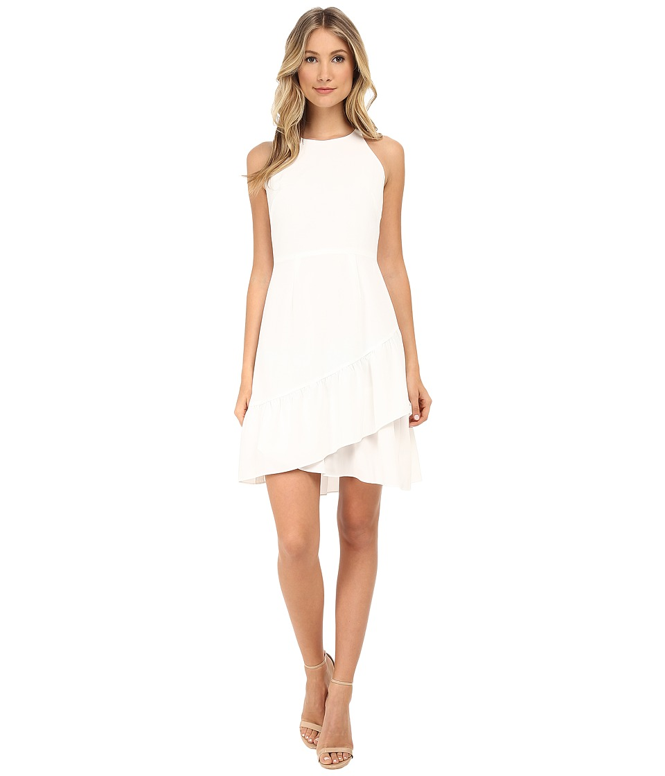 Shoshanna - Ethel Dress (White) Women's Dress