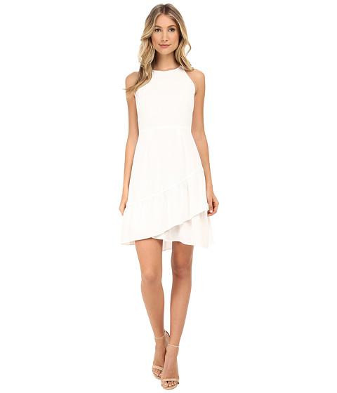 Shoshanna - Ethel Dress (White) Women's Dress