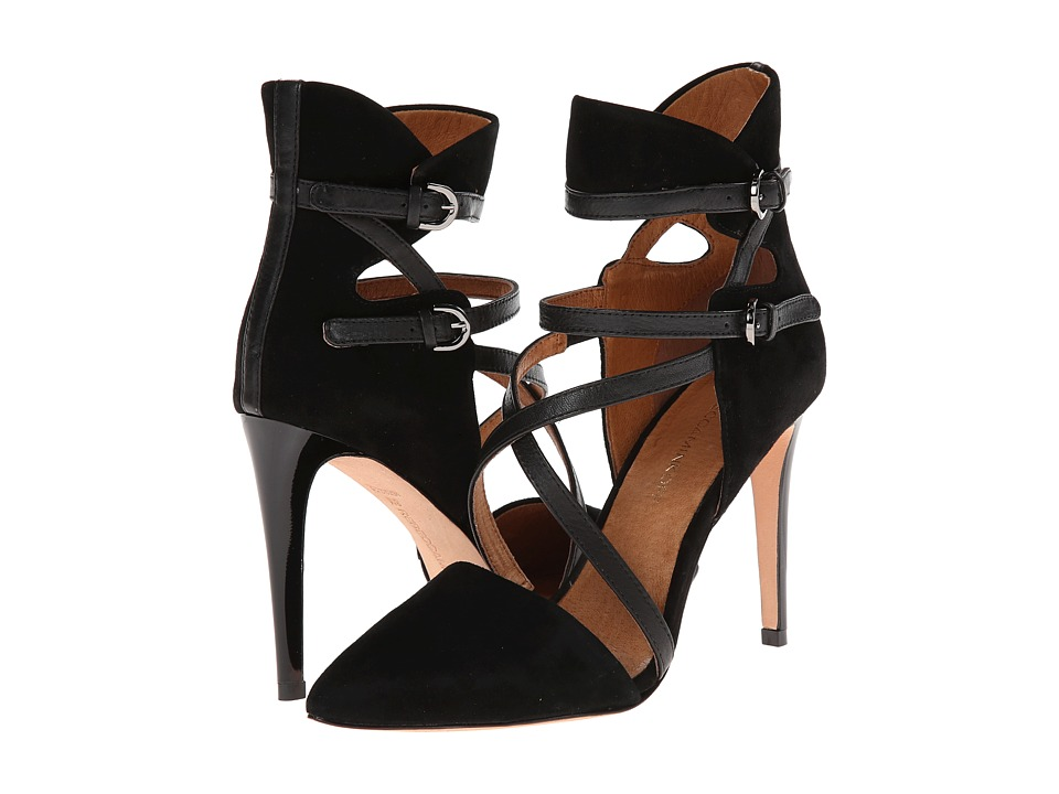 Rebecca Minkoff Raz (Black 1) High Heels