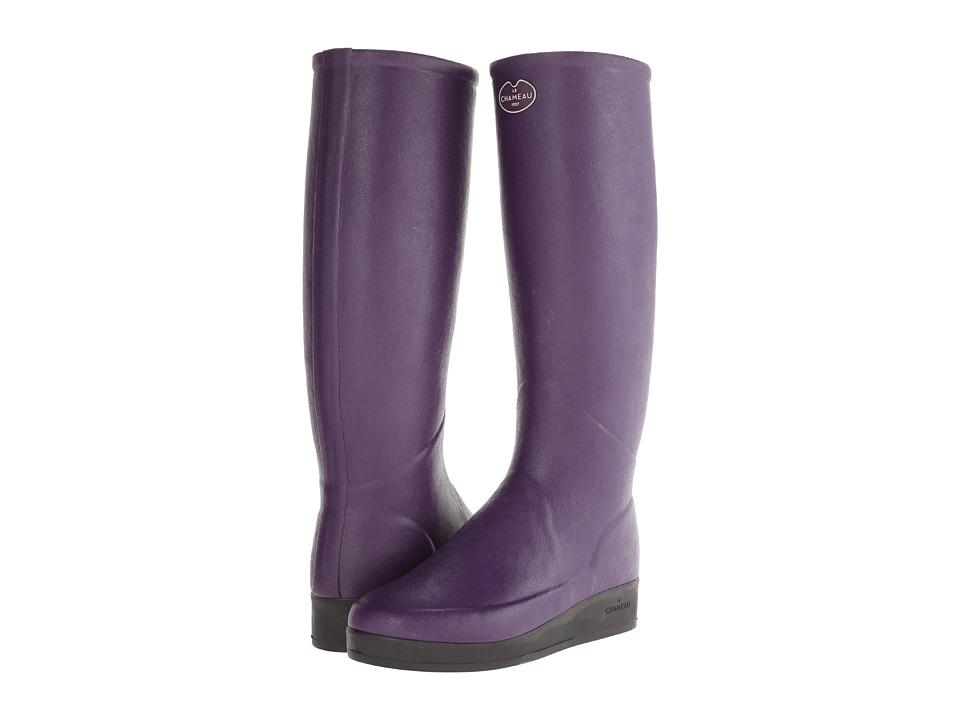 Le Chameau - Paris LD (Violet) Women's Rain Boots