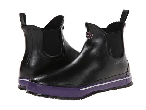 Le Chameau - Monceau Chelsea (Black/Violet) Women's Boots