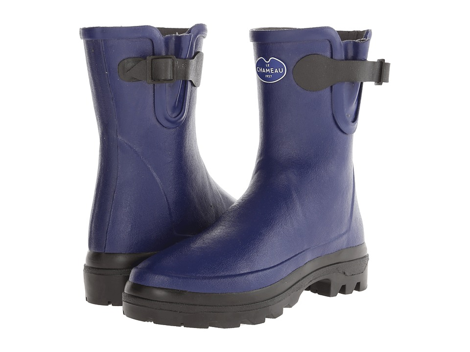 Le Chameau - Vierzon LD Low (Midnight Blue) Women's Boots