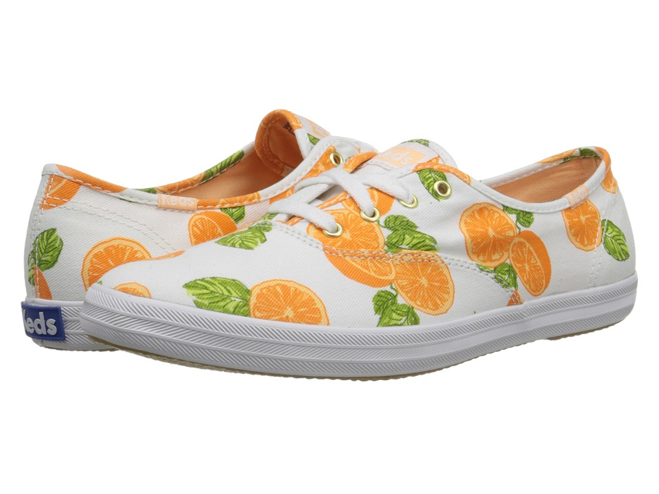 Keds Champion Fruit (Orange) Women