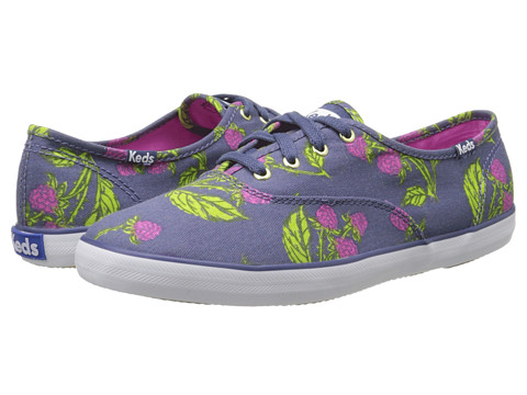 Keds - Champion Fruit (Raspberry) Women's Lace up casual Shoes