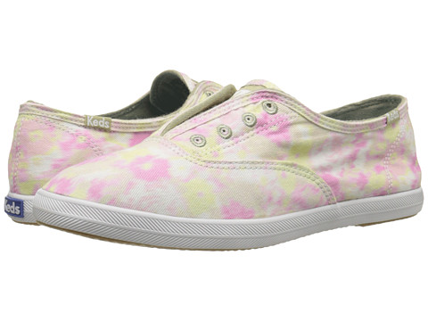 Keds - Chillax Cotton Candy (Pink Multi) Women