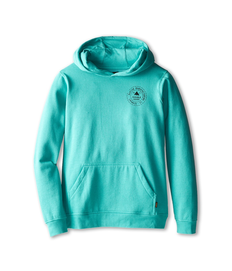 Burton Kids - BMC Pullover Hoodie (Big Kids) (Lagoon) Boy's Sweatshirt