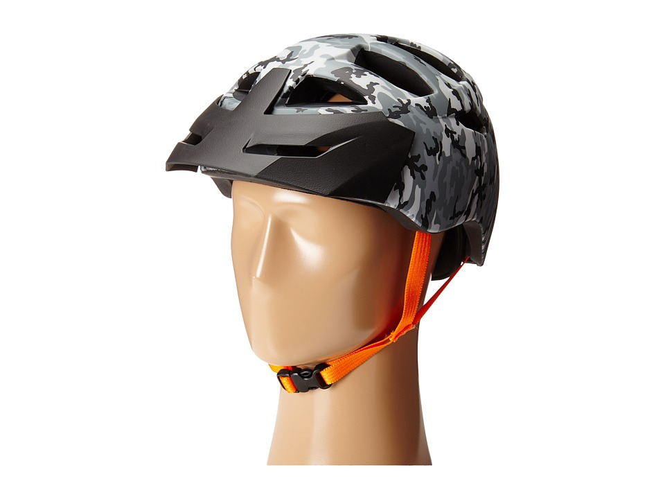 Bern - Morrison Bike (Matte Grey Camo) Cycling Helmet