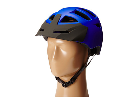 Bern - Morrison Bike (Satin Race Blue) Cycling Helmet
