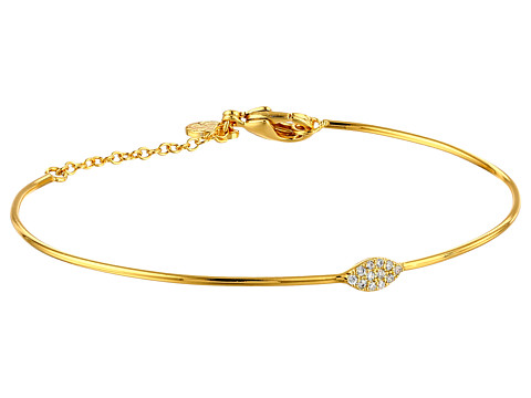 gorjana - Shimmer Marquee Bracelet (Gold) Bracelet