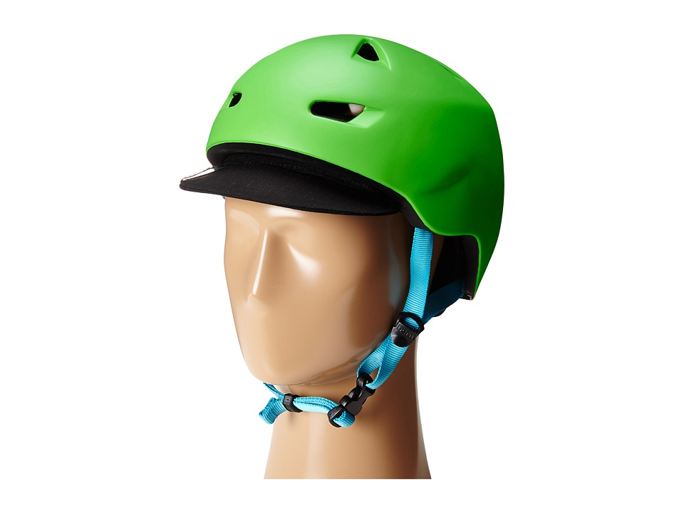 Bern - Brentwood Bike (Matte Neon Green) Cycling Helmet