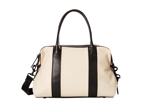 L.A.M.B. - Grey (Beige/Black) Handbags