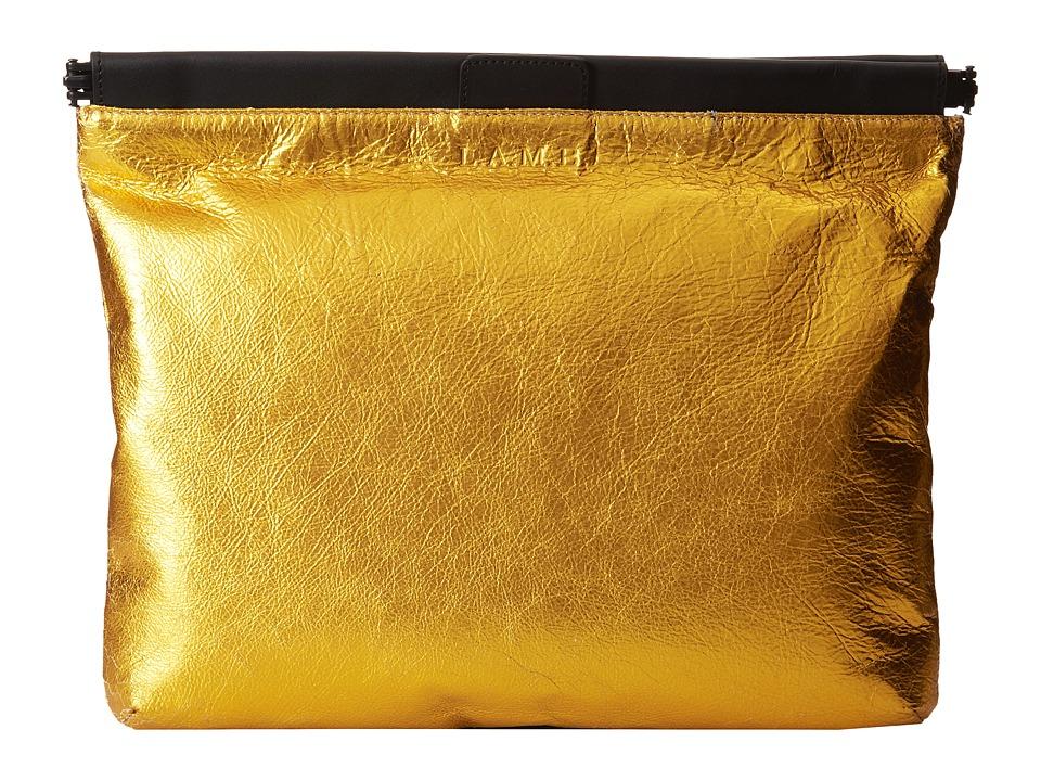 L.A.M.B. - Fallon (Gold) Bags