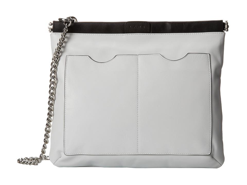L.A.M.B. - Glenda (White) Handbags