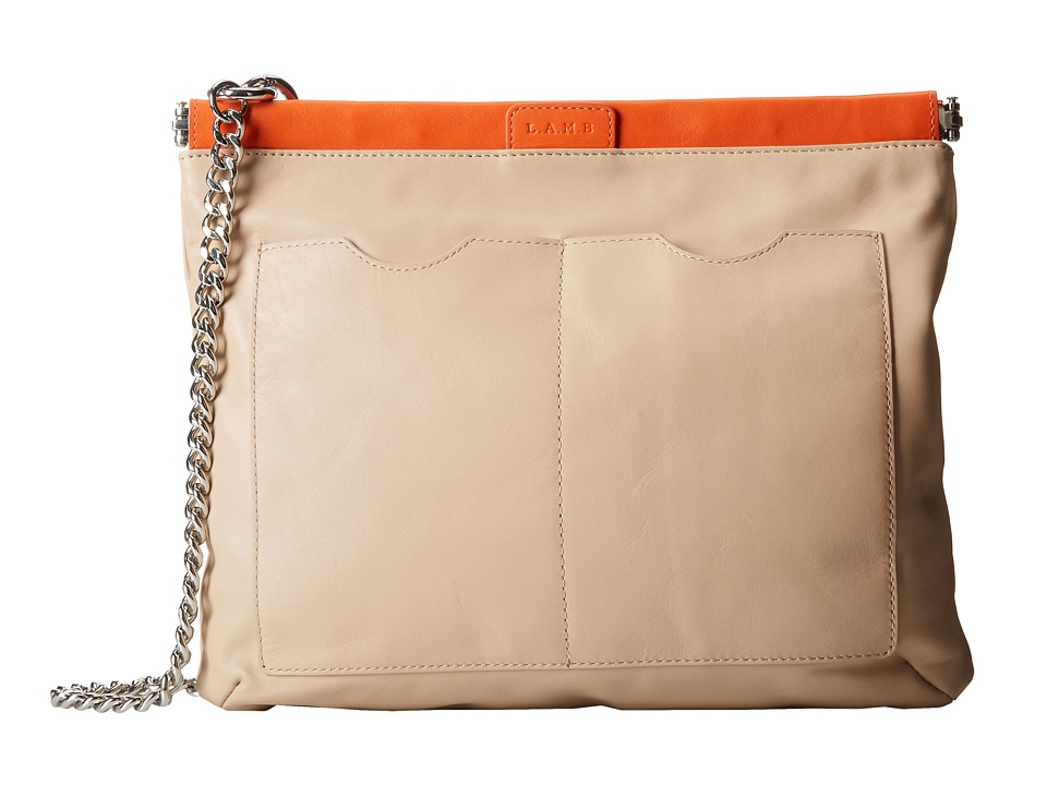 L.A.M.B. - Glenda (Natural) Handbags