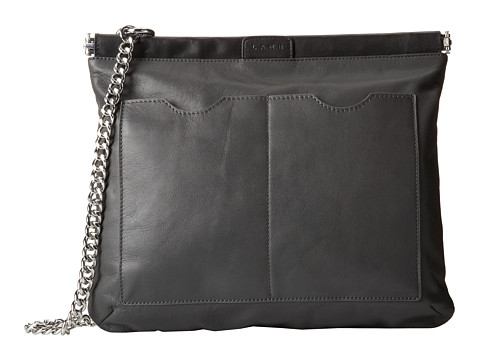 L.A.M.B. - Glenda (Black) Handbags