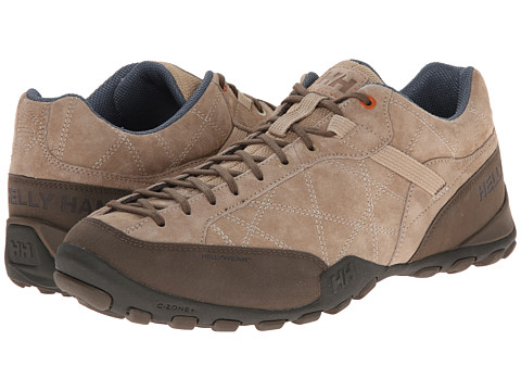 Helly Hansen - The Korktrekker 5 Low Suede (Incense/Walnut/Espresso) Boy's Shoes