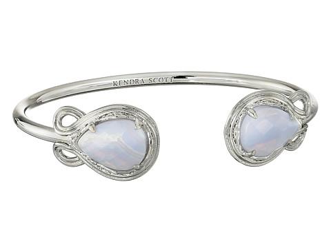 Kendra Scott - Andy Bracelet (Rhodium/Blue Lace Agate) Bracelet