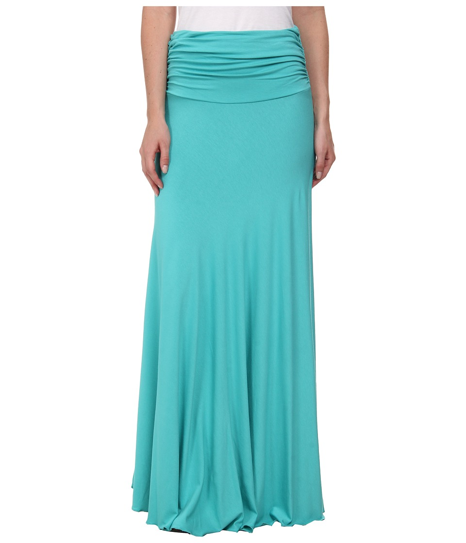 Tasha Polizzi - Emma Skirt (Turquoise) Women's Skirt