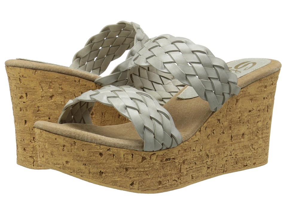 Sbicca - Manaus (Stone) Women's Wedge Shoes