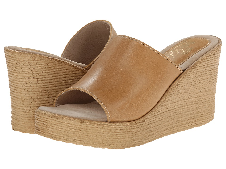 Sbicca - Torrance (Natural) Women's Wedge Shoes